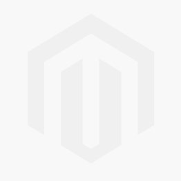 Artiss Coffee Table Marble Effect Side Tables Bedside Round Black Metal 70X70CM-1234